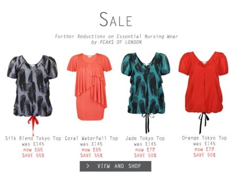 Maternity and Nursing Wear Sale at Keungzai.com